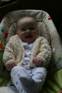 Smiley Sophie!