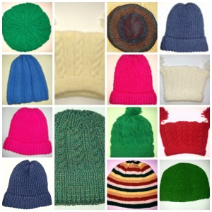 Hats 20 pounds and under